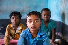 (Karunyaraj) Tags: westbengal potrait potraint kids kidspotrait kidsexpression school schooluniform bokeh nikond610 d610 cwc cwc742