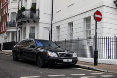 Maybach 62 S Zeppelin (R_Simmerman2) Tags: maybach 62 s zeppelin 62s united kingdom uk mayfair harrods knightbridge parklane sloane street hyde park valet parking garage hotel combo supercars sportcars hypercars londoncars carsoflondon supercarsoflondon