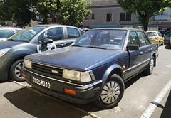 Nissan Bluebird (crash71100) Tags: nissan bluebird