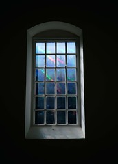YSP 007 (Colin Nicholson) Tags: yorkshire sculpture park ysp england art reflection light