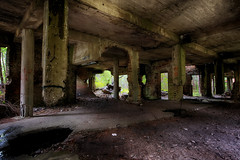 Prora Ruinen (Guy Goetzinger) Tags: lostplaces orte goetzinger nikon d500 ruins ruinen 2019 germany prora rügen building forest wildnis urbex lost