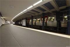 [000021] (Eckhard Wienke) Tags: ubahn underground zug ubahnhof