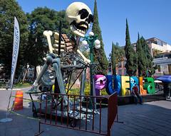 Puebla (livia.com) Tags: puebla death cart messico mexico