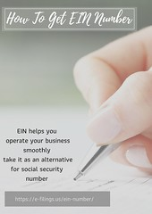 A How-To-Guide For EIN Number Application | Increase Your Business Revenue (efilingsus) Tags: how to get ein number
