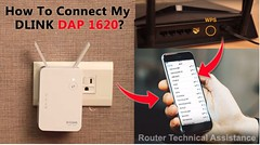 How To Connect My DLINK DAP 1620? (kerenwilliam2020) Tags: how to connect my dlink dap 1620