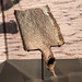 Roman iron shovel