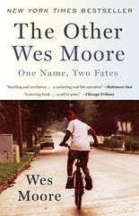 THE OTHER WES MOORE by Wes Moore (JuneNY) Tags: books reading mybooks