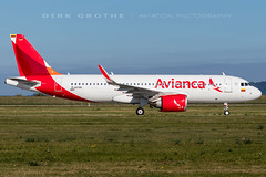 Avianca_A320neo_N762AV_20190921_XFW-2 (Dirk Grothe | Aviation Photography) Tags: avianca a320 neo n762av xfw
