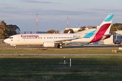 Boeing 737-86J8WL) - D-ABMV - HAJ - 20.09.2019(4) (Matthias Schichta) Tags: haj eddv hannoverlangenhagen planespotting flugzeugbilder eurowings boeing b737800 dabmv