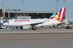 Airbus A319-112 - D-AKNG - HAJ - 20.09.2019 (Matthias Schichta) Tags: haj eddv hannoverlangenhagen planespotting flugzeugbilder eurowings dakng airbus a319100