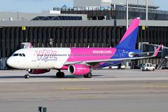 Airbus A320-232 - HA-LSA - HAJ - 20.09.2019(2) (Matthias Schichta) Tags: haj eddv hannoverlangenhagen planespotting flugzeugbilder halsa wizzair airbus a320200