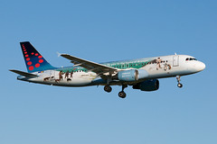 OO-SNE_20190921_BRU_52184_M (Black Labrador13) Tags: oosne airbus a320 a320214 brussels airlines bruegel bru ebbr avion plane aircraft vliegtuig airliners civil
