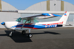 G-PTTB (GH@BHD) Tags: gpttb cessna c150 c152 cessna150 cessna152 cessnaf152 ulsterflyingclub newtownardsairfield aircraft aviation
