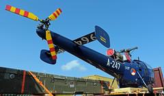 A-247 LMML 19-09-2019 Netherlands - Royal Air Force Aérospatiale SA 316B Alouette III CN 1247 (Burmarrad (Mark) Camenzuli Thank you for the 20.4) Tags: a247 lmml 19092019 netherlands royal air force aérospatiale sa 316b alouette iii cn 1247
