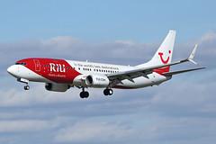 Boeing 737-8K5(WL) - D-ATUZ - HAJ - 20.09.2019 (Matthias Schichta) Tags: haj eddv hannoverlangenhagen planespotting flugzeugbilder datuz tuifly boeing b737800 riu