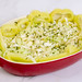 Cabbage Salad with Paprika served in the bowl