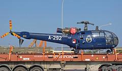 A-292 LMML 19-09-2019 Netherlands - Royal Air Force Aérospatiale SA 316B Alouette III CN 1292 (Burmarrad (Mark) Camenzuli Thank you for the 20.4) Tags: a292 lmml 19092019 netherlands royal air force aérospatiale sa 316b alouette iii cn 1292