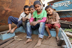 Bangladesh, street boys in Dhaka (Dietmar Temps) Tags: abandoned asia bangladesh boy child culture developingcountry dhaka homelessness human humanity kid loneliness male orphan outdoor people person poor poverty streetchildren streetkids streetyouth young