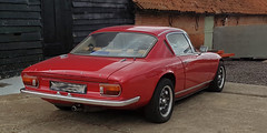 Photo of 1973 Lotus Elan +2S 130-5 rear Hatfield Broak Oak Essex England