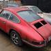 Abandoned Porsche cars at Hatfield Broad Oak Essex England 01