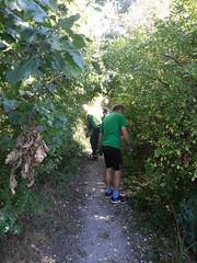 20190921_131639 (JohnSeb) Tags: johnseb sustrans volunteering leeds templenewsam ncn66 leedstpt cycleroute cycling bridleway path