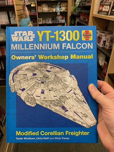 Finally, an owners Manual