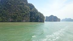 Sea, mountains and weather (Sylar8travel) Tags: travel travelphotography thailand islands island paradise beatifulplaces beatiful sea andamansea water rocks