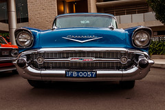 '57 Chevrolet Belair (SydneyLens) Tags: 1957 57 belair blue chevrolet fb0057 sedan newsouthwales australia