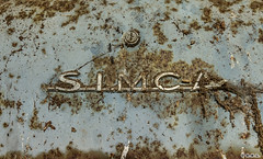 Simca-nicule (El Nigloo Loco) Tags: abandoned abandonné alone exploration erosion earth rawshot rural rust randonnée symbol urbex urbanexploration decay derelict intothewild inthewoods old ontheroad oldschool overgrown simca patrimoine photography stateofdecay disused dust downthere destroyed darkness death discovery france forgotten filth flowers graveyard heritage histoire lost longexposure light maschines countryside cryptic canon eos 700d voyage valley vehicules backpack beautyofdecay