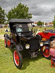 Photo of 1925 Ford Model T at Hatfield Heath Festival 2017 - 02