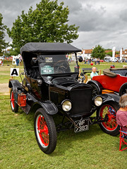 Photo of 1925 Ford Model T at Hatfield Heath Festival 2017 - 01