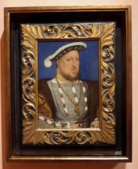 """Portrait d'Henri VIII, roi d'Angleterre"", vers 1534-36, Hans Holbein le Jeune (1497-1543), Musée Thyssen-Bornemisza, paseo del Prado, Madrid, Castille, Espagne (byb64) Tags: madrid мадрид испания кастилия castille vieillecastille castilla castillalavieja eu europe europa европа espagne espana espanha spain spagna spanien ue museothyssenbornemisza muséethyssenbornemisza thyssen thyssenbornemisza musée museum museo музей музейтиссенаборнемисы renaissance renacimiento rinascimento xvie 16th cinquecento holbein hansholbein henriviii portrait porträt retrato ritratto"