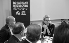 Broadband Commission Working Groups - Fall Meeting 2019 (ITU Pictures) Tags: broadband commission working groups fall meeting 2019