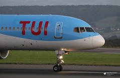 Photo of G-OOBD Boeing 757-28A, TUI Airways, Bristol Airport, Lulsgate Bottom, Somerset