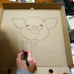 Draw a pig? Easy! Нарисовать свинку? Легко! (Slice Pizza Russia) Tags: настоящаясвинья пепа свинка поросенок рисуночек рисунок рисую рисуем рисуемвместе рисуемсдетьми рисунки рисункикарандашом рисункимаркерами рисуеммаркерами рисуюкакмогу рисуюкаждыйдень рисуютдети рисуютвсе рисуйпокамолодой скетчинг скетчбук скетч иллюстрация красота лепота ляпота москва пицца тяниручкикпрекрасному слайспицца nastoyashaya pepa pig piggy reconocer drawing draw resemblence acuestate drawings by resourcecalendar ranunculaceae rosemarkie resultimage of resumayday risultati resultse resipiratory sketching sketchbook sketch illustration beauty lepota lyapota moscow pizza thaneroclerinae