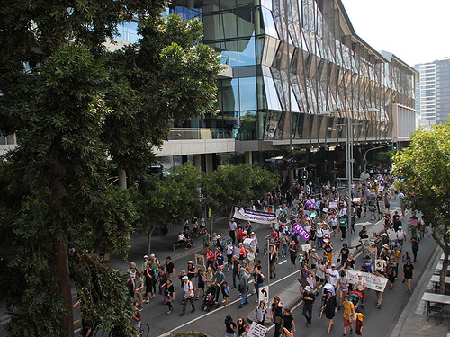 School Strike 4 Climate Brisbane 077