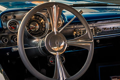 1957 Chevrolet Belair (SydneyLens) Tags: 1957 57 belair blue chevrolet fb0057 sedan sydney newsouthwales australia