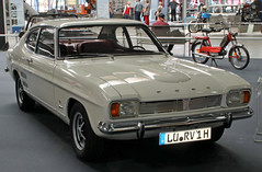 Capri (Schwanzus_Longus) Tags: speyer german germany old classic vintage car vehicle coupe coupé ford capri