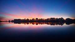 Ouwerkerk before sunrise (Photodoos) Tags: sunrise blue bluehour ouwerkerk zeelan zeeland schouwenduiveland canon irix irix15mm canonnl canoneos6d