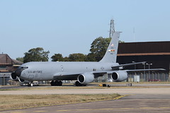 Photo of 57-1508 KC-135R Mildenhall.