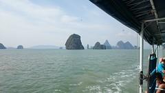 Beautiful views (Sylar8travel) Tags: travel travelphotography thailand islands island paradise beatifulplaces beatiful sea andamansea rocks rock water mountain mountains people