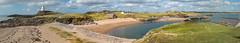 Ynys Llanddwyn panorama (Maria-H) Tags: ynysllanddwyn llanddwynisland anglesey wales uk olympus omdem1markii panasonic 1235 panorama sea beach