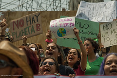 Mexico, Mexico City (350.org) Tags: climate climatestrikes globalwarming march mexico mexicocity protest sma signs strike juárez