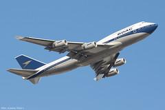 G-BYGC (Baz Aviation Photo's) Tags: gbygc boeing 747436 british airways boacretrolivery heathrow runway ba175 new york jfk baw ba egll lhr 09r