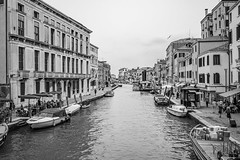 Venice (Bruscot Photography) Tags: a anyvision architecture b blackandwhite boat building c canal channel city g grandcanal h house i italy labels landmarks m metropolis monochrome monochromephotography n neighbourhood p photography s street style t tourism town v vehicle venice w water watercraft waterway provinceofvenice
