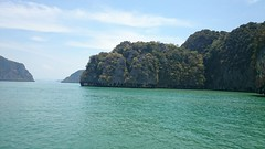 Amazing place (Sylar8travel) Tags: travel travelphotography thailand islands island paradise beatifulplaces beatiful sea andamansea water rocks