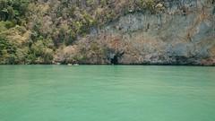 Hidden cave (Sylar8travel) Tags: travel travelphotography thailand islands island paradise beatifulplaces beatiful sea andamansea cave water