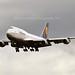 Lufthansa D-ABVZ Boeing 747-430 cn/29870-1264 @ EDDF / FRA 01-05-2018