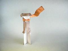 Le Petit Prince de Papier - Viviane Berty (Rui.Roda) Tags: origami papiroflexia papierfalten principezinho le petit prince de papier viviane berty