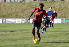 Lewes 1 Bowers & Pitsea 2 FAC 21 09 2019-154.jpg (jamesboyes) Tags: lewes bowersandpitsea fa cup facup betvictor premier isthmian football soccer nonleague sports sussex amateur goals score tackle celebrate kick ball boots rooks canon photography dslr 70d
